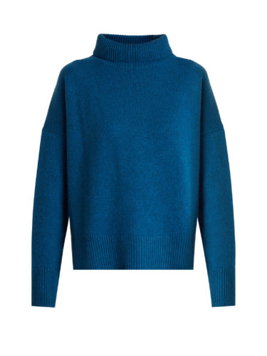 Vanessa Bruno - Henriqua Roll-Neck Wool-Blend Sweater