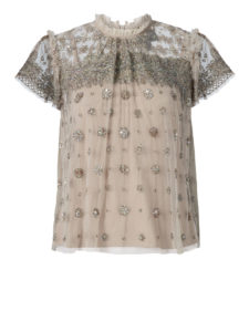 Needle & Thread - Andromeda-Embellished Top