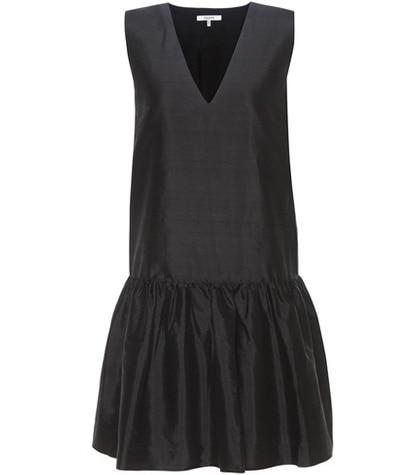 Ganni - Ima Silk Dress - Black
