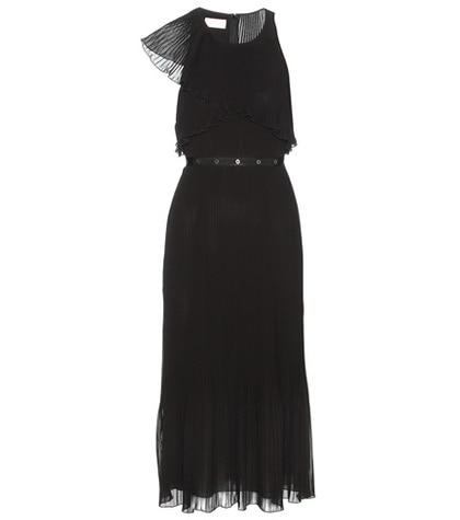 Giamba - Pleated Dress - Black