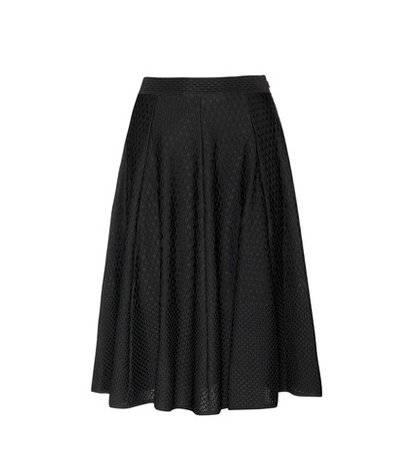 Givenchy - Knitted Skirt - Black
