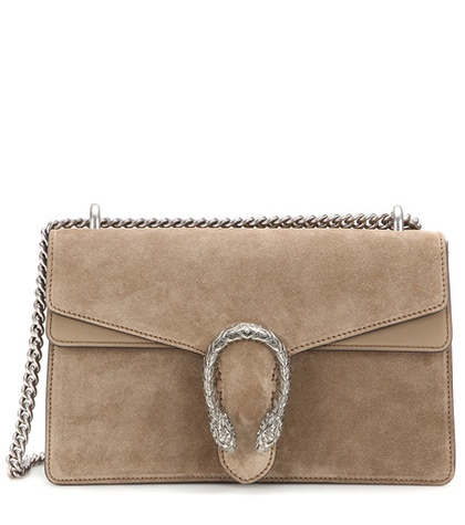 747ad95e4713 Gucci Dionysus Small Suede And Leather Shoulder Bag | Stanford ...