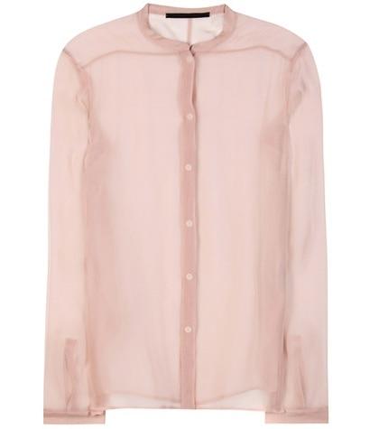Haider Ackermann - Silk Shirt - Pink