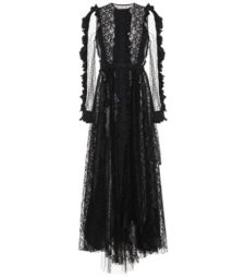 MSGM - Tulle Gown - Black