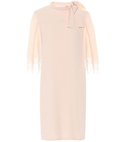 See by Chloé - Crêpe Dress - Pink