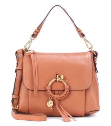 See by Chloé - Joan Small Leather Shoulder Bag - Brown