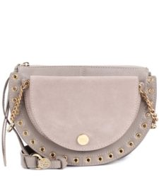 See by Chloé - Kriss Medium Leather Crossbody Bag - Neutrals