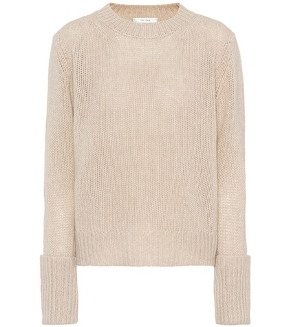 The Row - Gibet Cashmere Sweater - Neutrals