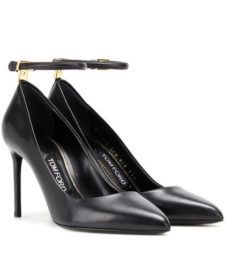 Tom Ford - Leather Pumps - Black