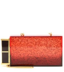 Tom Ford - Lipstick Box Clutch - Red