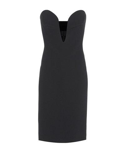 Tom Ford - Strapless Dress - Black