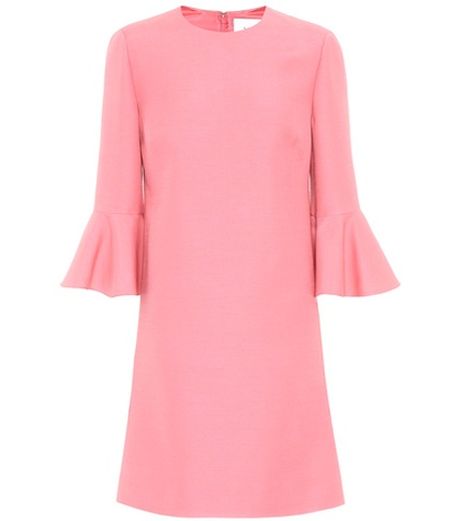 Valentino - Crêpe Couture Dress - Pink