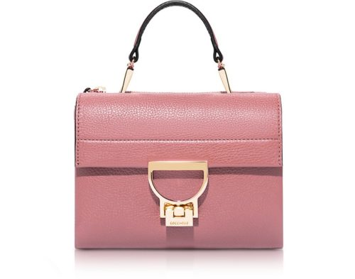 Coccinelle - Milkshake Pebbled Leather Arlettis Mini Bag