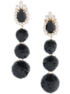 Shourouk - Disco Earrings