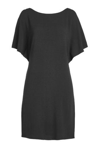 Theory - Andzelika Crepe Dress - Black
