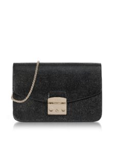 Furla - Onyx Metropolis Small Leather Shoulder Bag