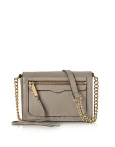 Rebecca Minkoff - Avery Flap Leather Crossbody